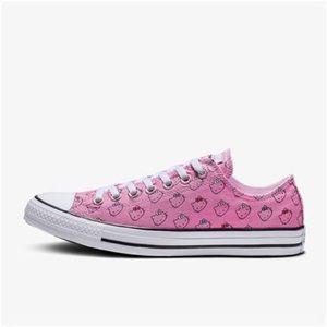 Rare Discont Hello Kitty Chuck Taylor Converse